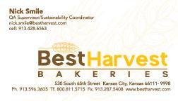 BHB Business Card