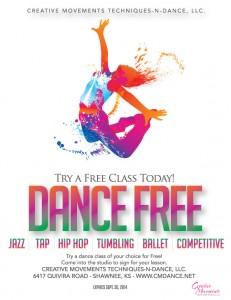 Dance-Free-Flier